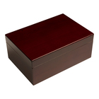 Cigar Humidors Rogue 50ct Cherry