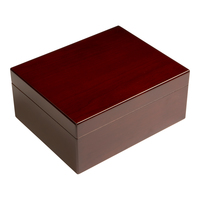 Cigar Humidors 40ct Cherry