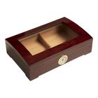 Cigar Humidors Canal 30ct Matte