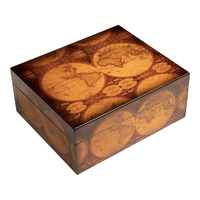 Cigar Humidors Old World 25ct
