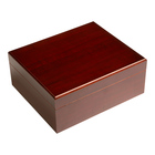 Prestige Cigar Humidors Diplomat Cherry Finish