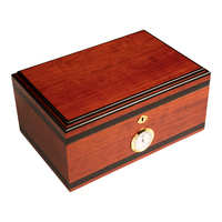 Cigar Humidors 125 ct Humidor Bally V II