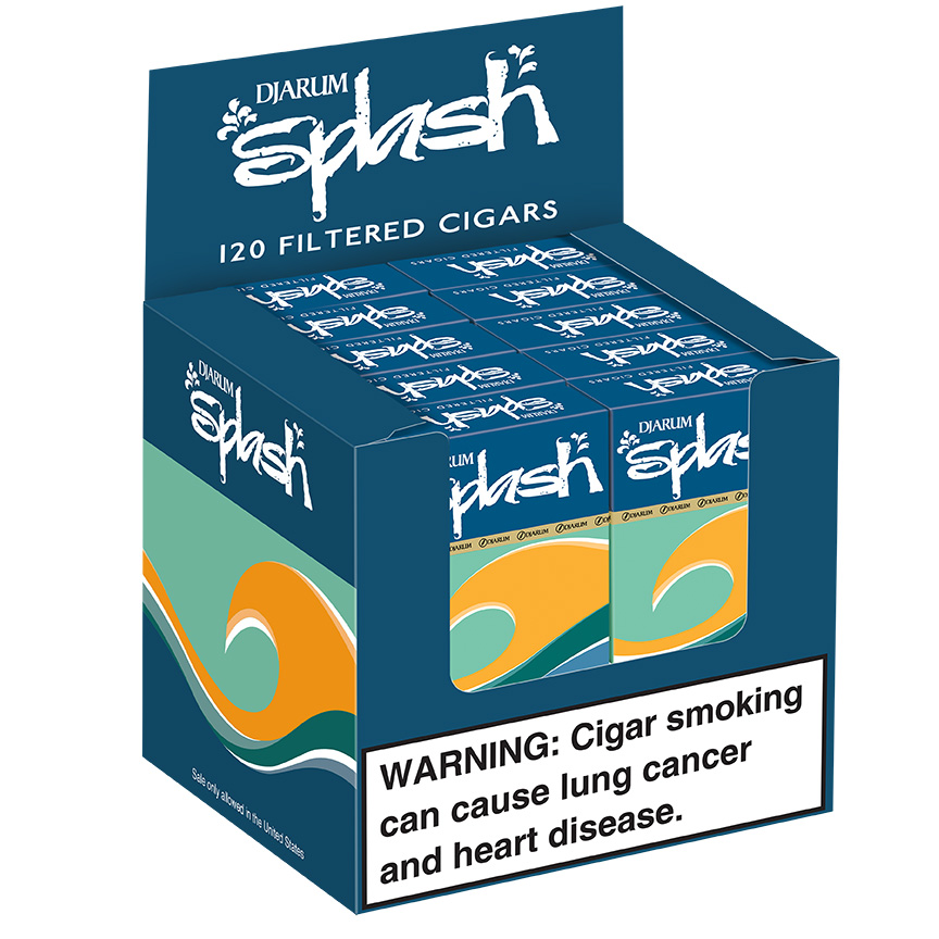 Djarum Filtered Cigars Splash Jr Cigar