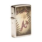 Zippo MLB Atlanta Braves