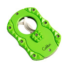 Colibri Cigar Cutters Quasar Cut Green