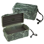 Travel Humidors Cigar Caddy Camouflage 15 Cigar