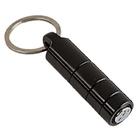 Xikar Cigar Cutters Black Twist Punch With Key Ring