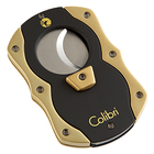 Colibri Cigar Cutters Black & Gold Cut Collection Guillotine