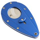 Xikar Cigar Cutters Blue XI1 Double-Bladed Guillotine