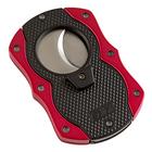 Colibri Cigar Cutters Red Monza Double-Bladed Guillotine