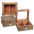 Cigar Humidors Newport White Oak