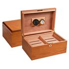 Cigar Humidors Milano Oak