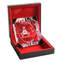 Cigar Ashtrays Montecristo Signature Crystal