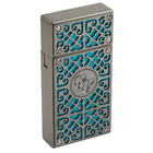 Rocky Patel Burn Double Torch Lighter Teal