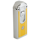 Rocky Patel South Beach Double Torch Lighter Yellow