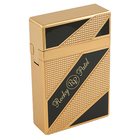 Rocky Patel Cigar Lighters Gold/Black Torcia Triple Torch