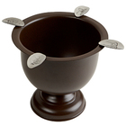 Cigar Ashtrays Stinky Cigar Large Brown