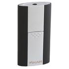 Xikar Cigar Lighters Black & Chrome Flash Single Torch