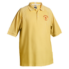 Montecristo Polo Shirts Yellow Medium