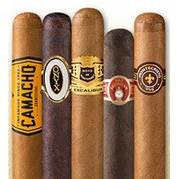 Cigar Samplers Assorted 5