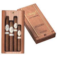 Davidoff Millennium Blend Series Assortment 4-Cigars