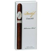 Davidoff Millennium Blend Series Churchill 4-Pack