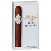Davidoff Special Series Special  R  Tubos 3-Pack