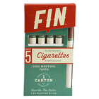 Fin Disposable Electronic Cigarette Cool Menthol 5-Pack