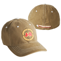 Baseball Cap JR Logo Flex-Fit Green
