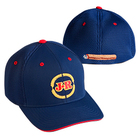 Baseball Cap JR Logo Flex-Fit Blue