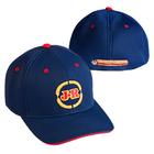 Baseball Cap JR Logo Flex-Fit Blue