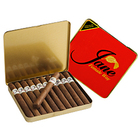Jane Chocolate Cigarillo Tins