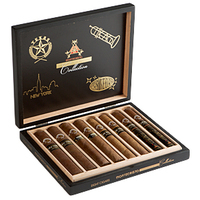 Cigar Samplers Montecristo Connoisseur Edition Collection