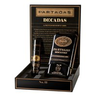 Cigar Samplers Partagas Decadas Limited Reserve 1998 Gift Set
