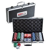 E.S.P.N Poker Club Set POKER