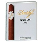 Davidoff Grand Cru Series No. 5  5-Pack