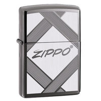 Zippo Unparalleled Tradition Black Ice Finish