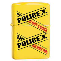 Zippo Police Line: Do Not Cross