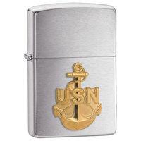 Zippo United States Navy Emblem