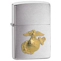 Zippo United States Marines Emblem