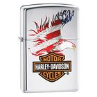Zippo Harley-Davidson: Eagle & Emblem