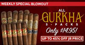 Weekly Special Gurkha