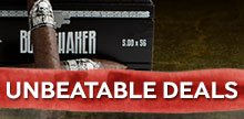 The best online cigar promos straight to your doorstep!