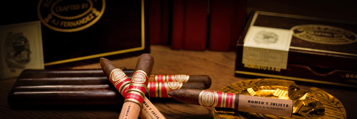 Two Big Names, One Bold Cigar