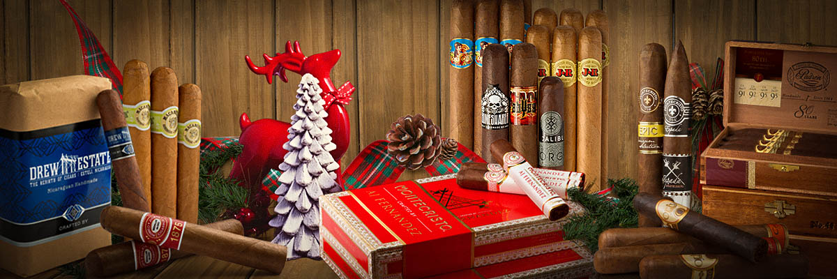 12 Day\'s Of Christmas Specials | JR Cigar